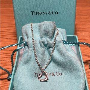Tiffany & Co Elsa Peretti Sterling Bracelet